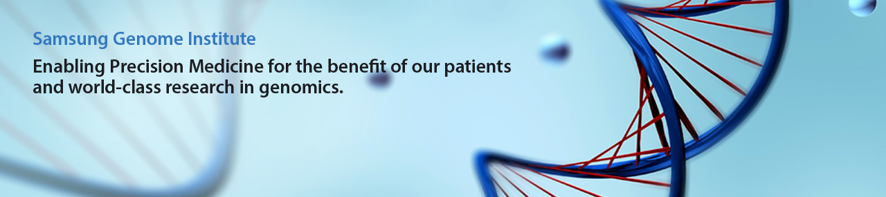 Enabling Precision Medicine for the benefit of our patients and world-class research in genomics.