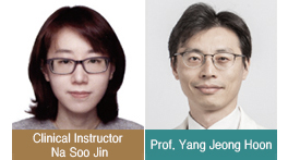 A Study conducted by Prof. Na Soo Jin (Lead author) and Prof. Yang Jeong Hoon (Corresponding author) published in the 『Journal of the American College of Cardiology』