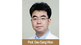 Prof. Seo Sang Won received Ministerial Citation for excellent research for 3 consecutive years