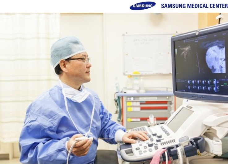 Over 11,000 cases of radiofrequency ablation operated at Samsung Medical Center