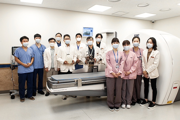 Samsung Medical Center Hits the 15,000 Mark in Gamma Knife Radiosurgeries